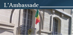 ambassade du senegal a paris, france